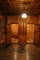 toilet of old hakodate public hall