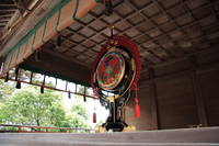 drum of kompira shrine