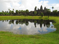angkor wat Siem reap, South East Asia, Cambodia, Asia