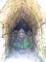 tunnel Siem Reap, South East Asia, Cambodia, Asia