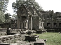 preah khan temple Siem Reap, South East Asia, Cambodia, Asia