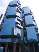 lippo center Hong Kong, Thailand, SAR, South East Asia, China, Thailand, Asia