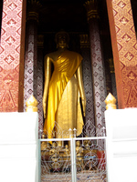 laos buddha Luang Prabang, South East Asia, Laos, Asia