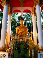 children buddha Luang Prabang, Vientiane, South East Asia, Laos, Asia