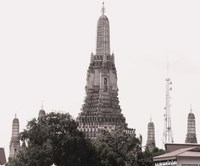 wat arun Bangkok, South East Asia, Thailand, Asia
