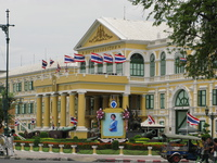 ministry of defense Bangkok, South East Asia, Thailand, Asia