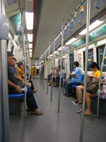transport--bangkok metro Bangkok, South East Asia, Thailand, Asia