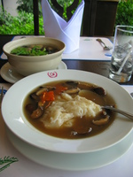 food--lunch at grande ville hotel Bangkok, Hong Kong, Vancouver, South East Asia, Thailand, Asia