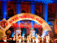 dem hoi thang long ha noi Halong Bay City, Ha Noi, South East Asia, Vietnam, Asia