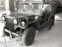 jeep no 15770 Hanoi, South East Asia, Vietnam, Asia