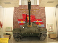 t54b tank no 843 Hanoi, South East Asia, Vietnam, Asia