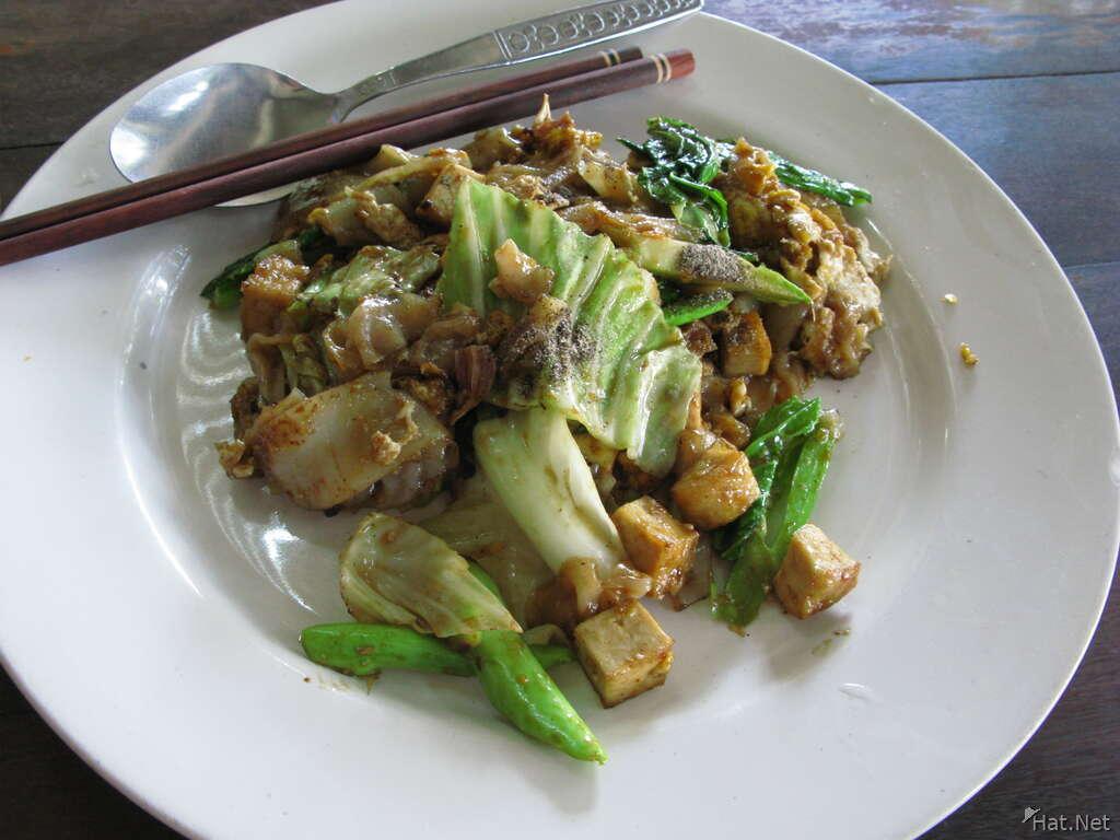 Food bangkok dinner at khinlom chom sa phan indo china for Ayutthaya thai cuisine bar