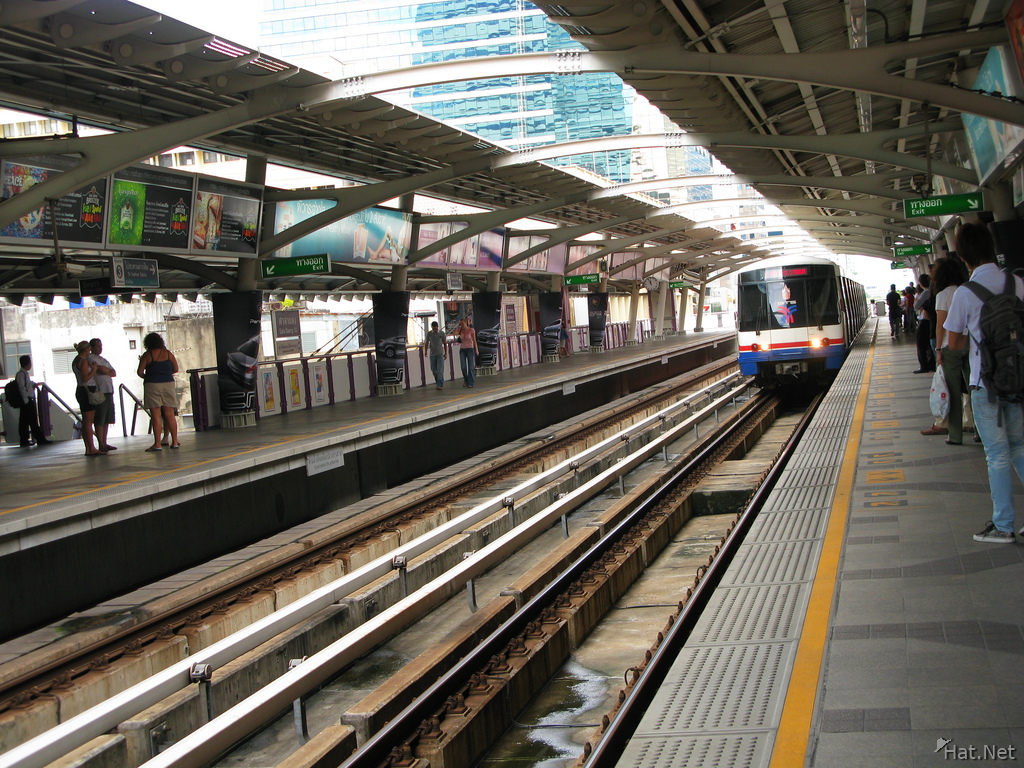 transport--sala daeng station