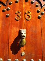 view--door 33 Marrakech, Interior, Morocco, Africa