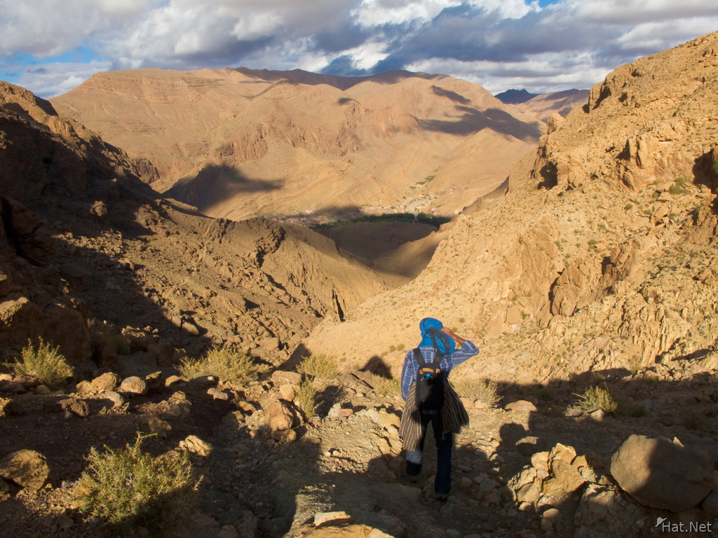 view--berber hike