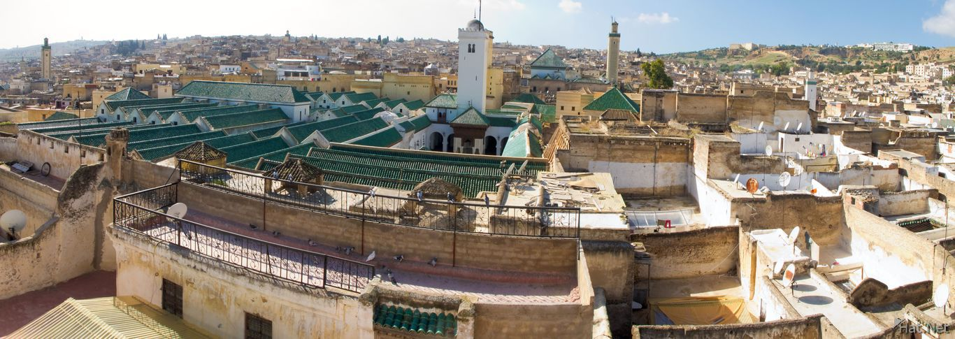 view--fez grand mosque