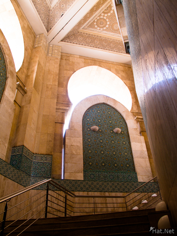 view--hassan mosque tour