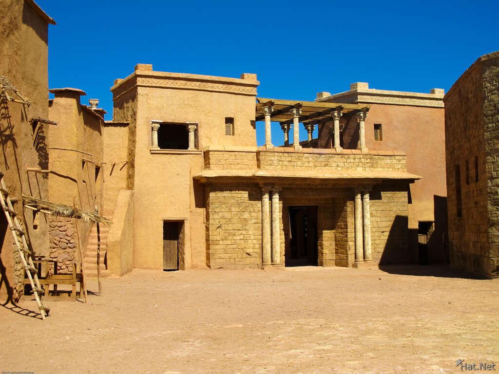 Ecla Studio  Studio Oscar Hotel   Moorish Empire
